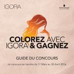 Guide du concours - Home - Colorez avec Igora & Gagnez
