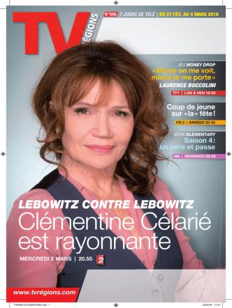 Clémentine Célarié est rayonnante