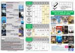 programme du 22 juin au 12 juillet 2016