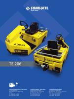 TE.206 - Charlatte Manutention