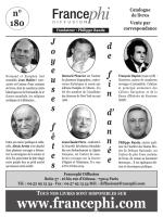 Catalogue décembre 2015