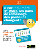 calendrier 2016 - Aubervilliers