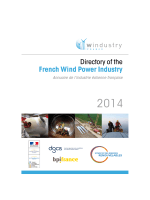 French Wind Power Industry