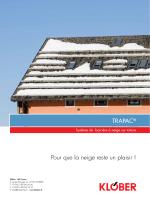 TRAPAC® Pour que la neige reste un plaisir !