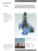 Whessoe Safety and Relief Valves, Figure 4020A PipeAway