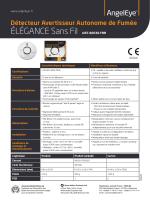 ELEGANCE Sans-Fil WST-AE630-FR