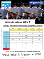 Incorporation 2016 - Unsa