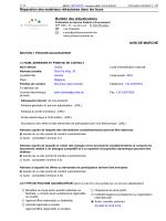 Réparation des matériaux réfractaires dans les fours Bulletin des