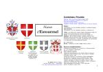 d`Estourmel - Racines & Histoire