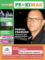PASCAL FRANÇOIS - Proximag