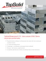 TopSolid`Sheetmetal v6.16