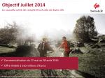 Objectif Juillet 2014