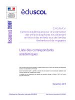 casnav - Education
