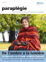 Paraplégie n° 137, mars 2014 (PDF, 5 MB)