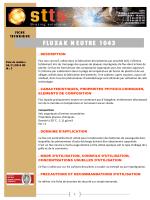 FLUXAK NEUTRE 1043 - stts
