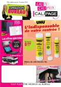 Catalogue interactif fournitures