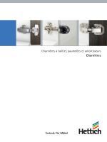 Scharniere DIY C 2010-05 fr