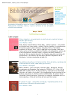 Mayo 2014 - América Latina