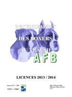 RECENSEMENT DES BOXERS AU TRAVAIL