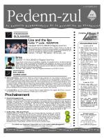 Téléchargez le Pedenn Zul du 12 octobre 2014 - Plougastel