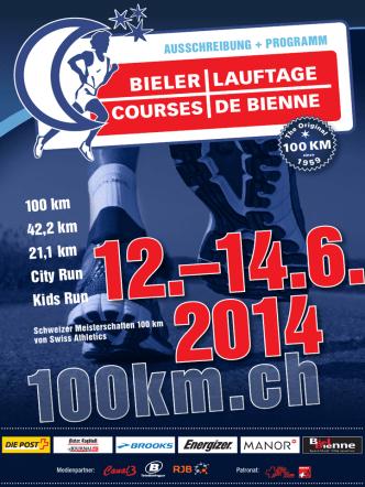 100 km 42,2 km 21,1 km City Run Kids Run