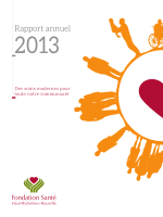 12583 FondationSante RapportAnnuel v7.indd