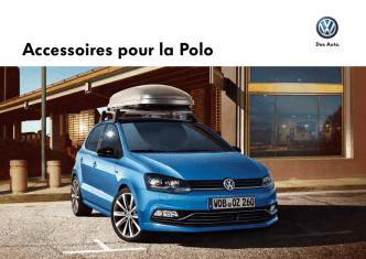 Accessoires pour la Polo