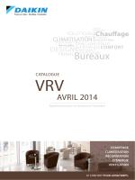 VRV IV - distributeur spécialisé génie climatique