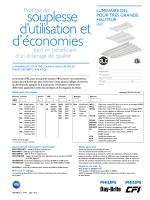 Spécifications - Philips Lighting