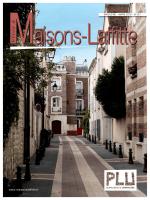 Vivre à Maisons-Laffitte / Mars 2016
