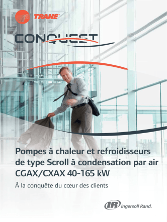 brochure commerciale - Intelligent Variable Air Systems