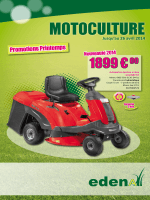 MOTOCULTURE - Agri nord 44