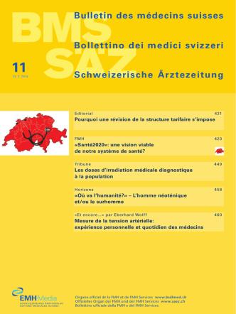 Bulletin des médecins suisses 11/2014
