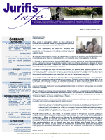 Rev Jurifis Info N° 9 _janv-fevr 2011