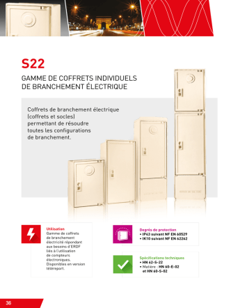 Coffrets S22 - Groupe Cahors