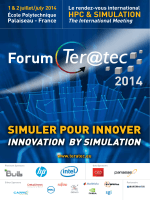 SIMULER POUR INNOVER