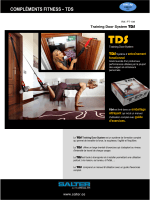 Description PT-109 TDS TRAINING DOOR SYSTEM