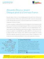 15 03 05 alexandre Bonjour DG EF