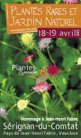 Télécharger le programme 2015 - Plantes Rares et Jardin Naturel