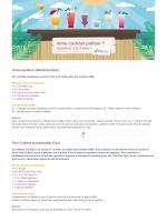 Téléchangez ici toutes les recettes dans un fichier PDF