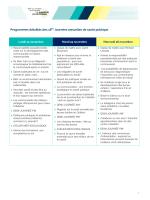 Cahier des programmes détaillés 2014 - JASP
