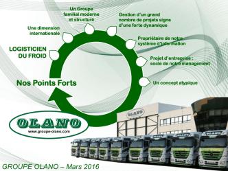Consultez - Le groupe OLANO