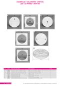 couvercles - collerettes - skim-vac lids - lid frames - skim-vac