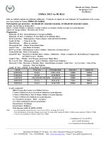OMRA 2015 via DUBAI - Amicale des Cadres Retraites OCP
