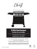 S380 Barbeque - Master Chef