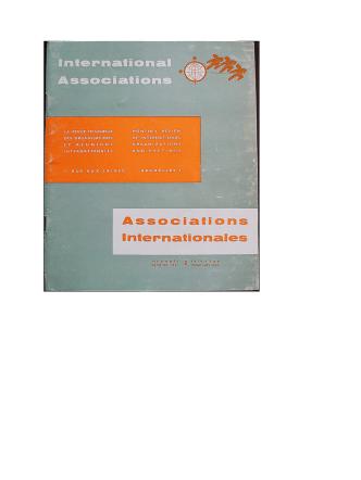 de - Union of International Associations