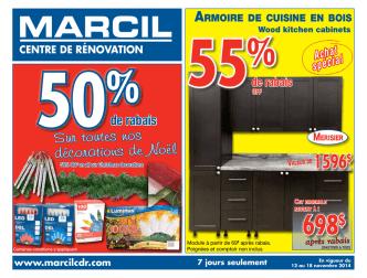 Circulaire - Marcil Centre de rénovation