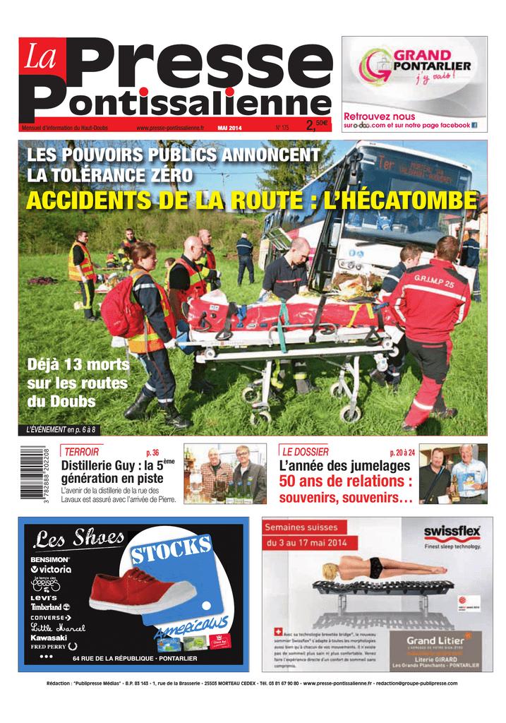 Télécharger Le Pdf La Presse Pontissalienne