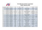 CFU JUDO 2ème Division universitaire THIAIS 28 janvier 2016