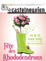 journal municipal mai 15 - Ville de Châteauneuf-sur